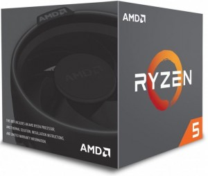 Ryzen 5 1500X 4x 3.7GHz 16MB BOX