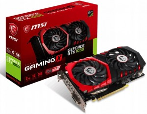 GTX 1050 MSI Gaming X 2GB 128bit