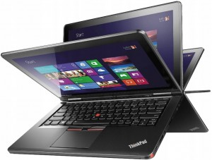 Lenovo Yoga i3-4010U 240GB SSD 4GB Win10
