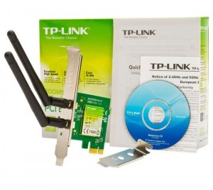 TL-WN881ND PCI-E Low Profile