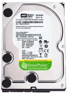 "Dysk HDD 3,5"" WD 1TB Green"