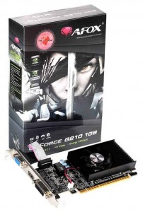 Afox Nvidia GeForce G210 1GB 64-bit