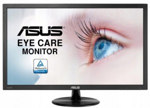 "Monitor Asus 24"" FullHD VGA LED VP247HAE"
