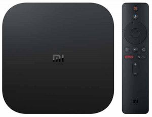 Android Xiaomi Mi Box Mini S Ultra HD 4K HDR TV