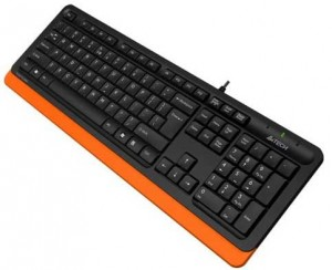 Klawiatura multimedialna FSTYLER FK10 Orange