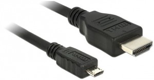 Kabel adapter micro-USB MHL HDMI 3.0 3m