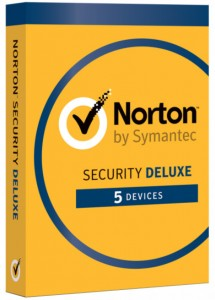 Antywirus Norton Security deluxe PL 5 devices