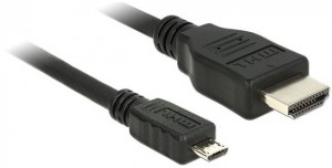 Kabel adapter micro USB MHL 3.0 HDMI 5m
