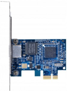 Karta sieciowa PCI-E 1X RJ45 1GB Low Profile