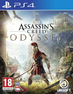 Assassins Creed Odyssey PlayStation 4 PL