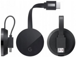 Google Chromecast 4k Smart TV Ultra HD HDR WiFi