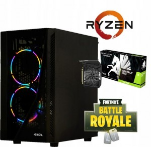 KOMPUTER DO GIER RYZEN 5 GTX1650 SUPER 960GB 16 GB