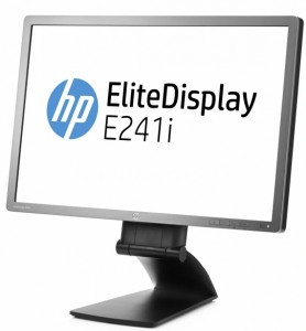 "Monitor HP E241i 24"" IPS LED 1920x1200 VGA DVI DP"