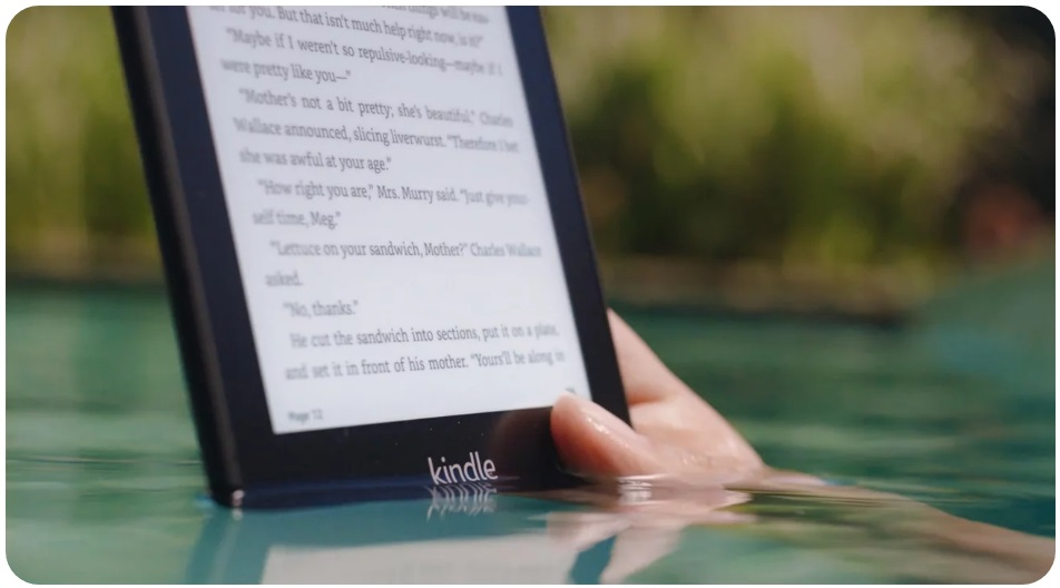 Kindle Paperwhite 4 8GB